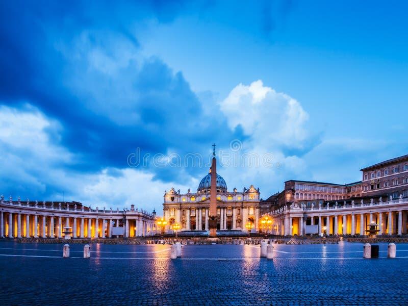 St Peter Rzym obraz royalty free