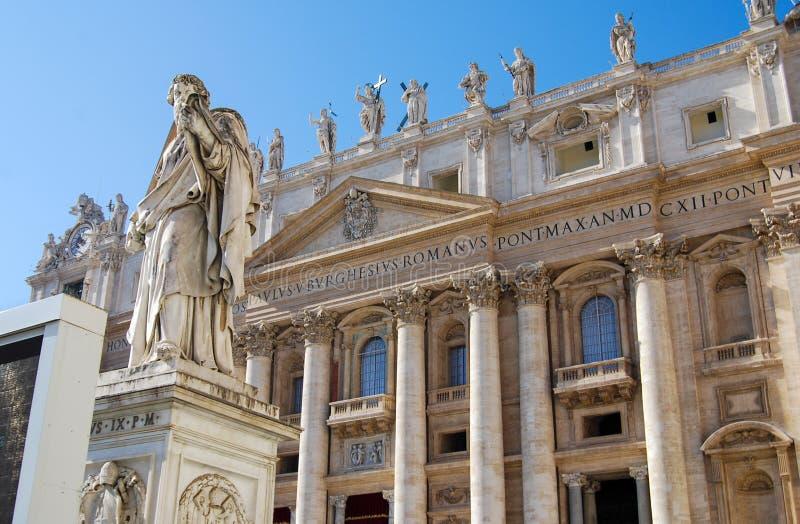 St. Peter's Basilica, Vatican City Free Public Domain Cc0 Image