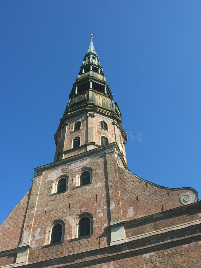 St. Peter s cathedral spire