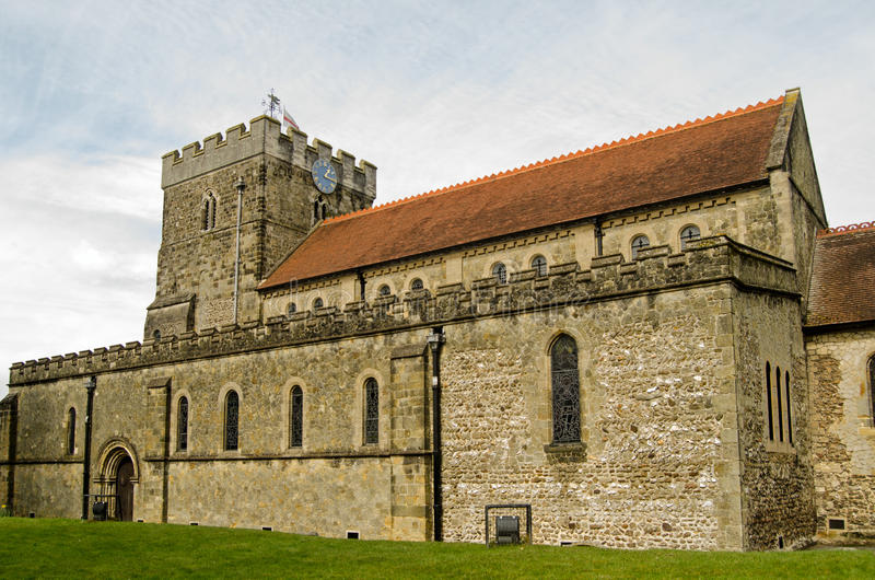 Download St Peter's Church, Petersfield Stock Photo - Image: 34367104