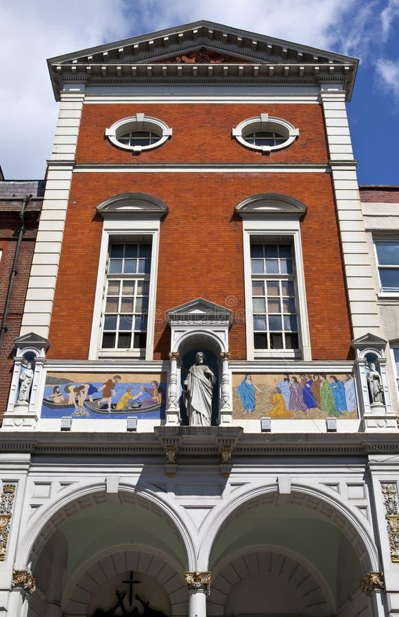 Free St. Peter S Italian Church In Clerkenwell, London. Royalty Free Stock Photos - 24866418