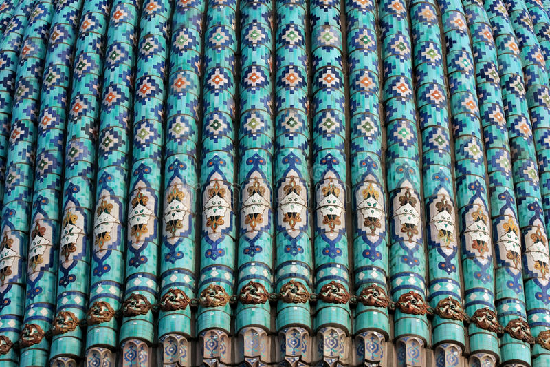st peters мечети купола собора стоковое фото