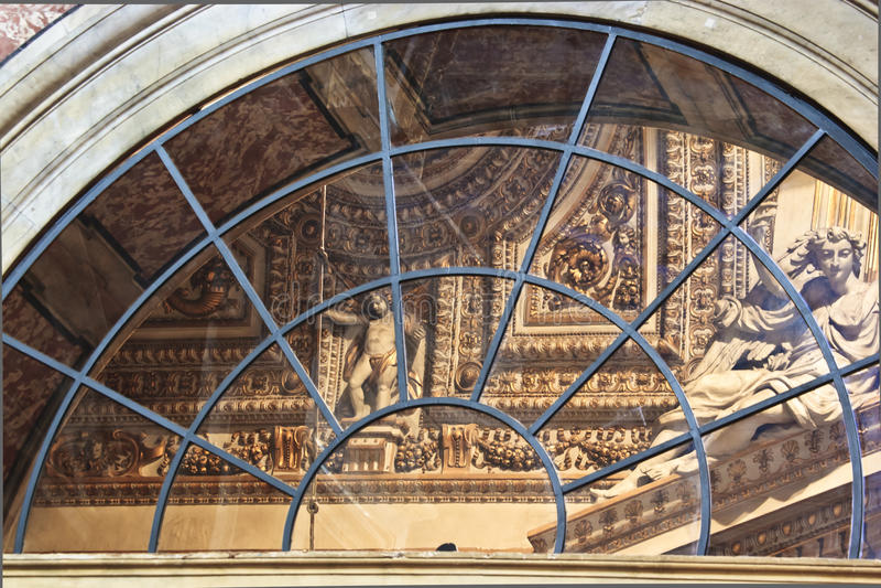 St Peters vierkant stock fotografie