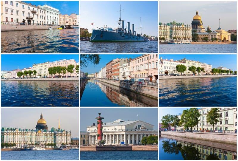 St Petersbourg photographie stock libre de droits