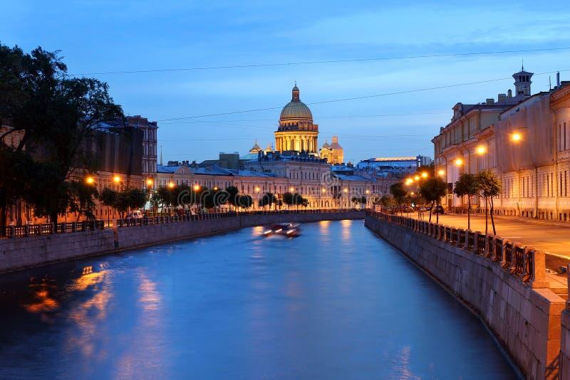 St Petersbourg, Russie images libres de droits