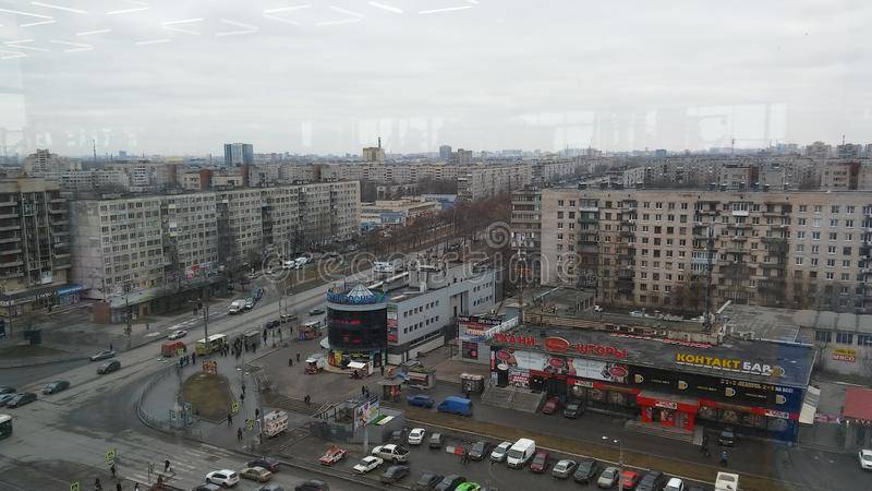 St Petersburg stockfotos