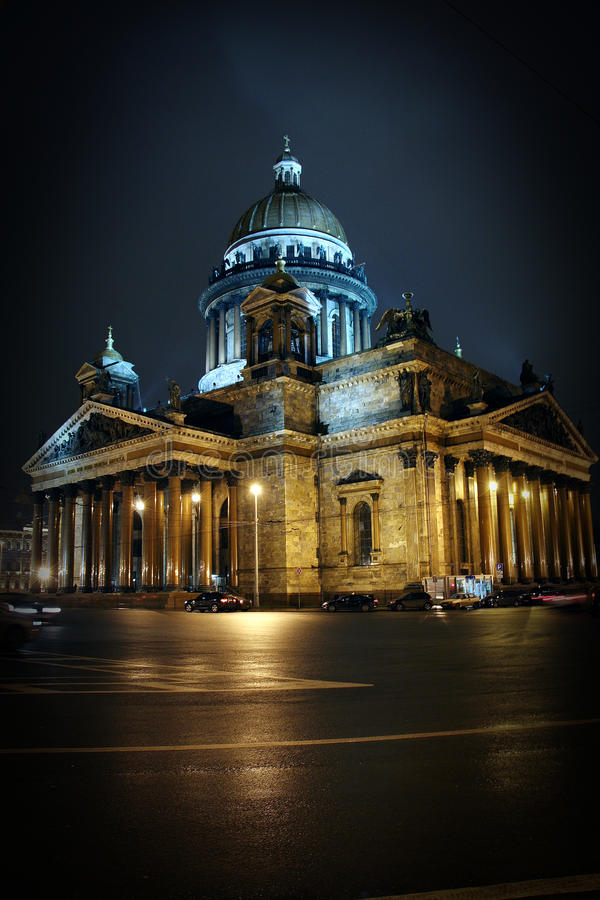 St. Petersburg royalty-vrije stock foto