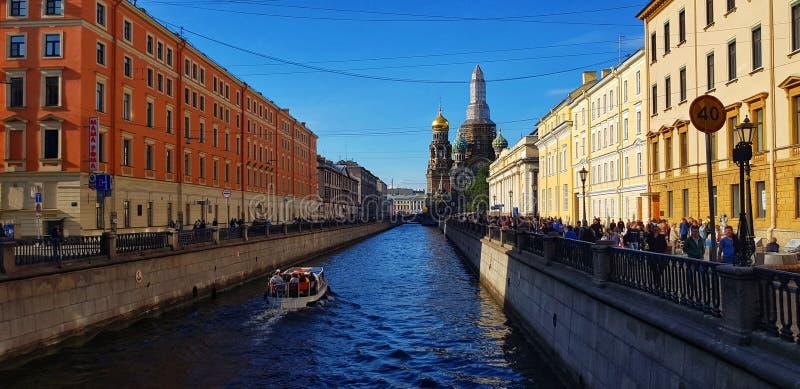 St Petersburg fotos de archivo