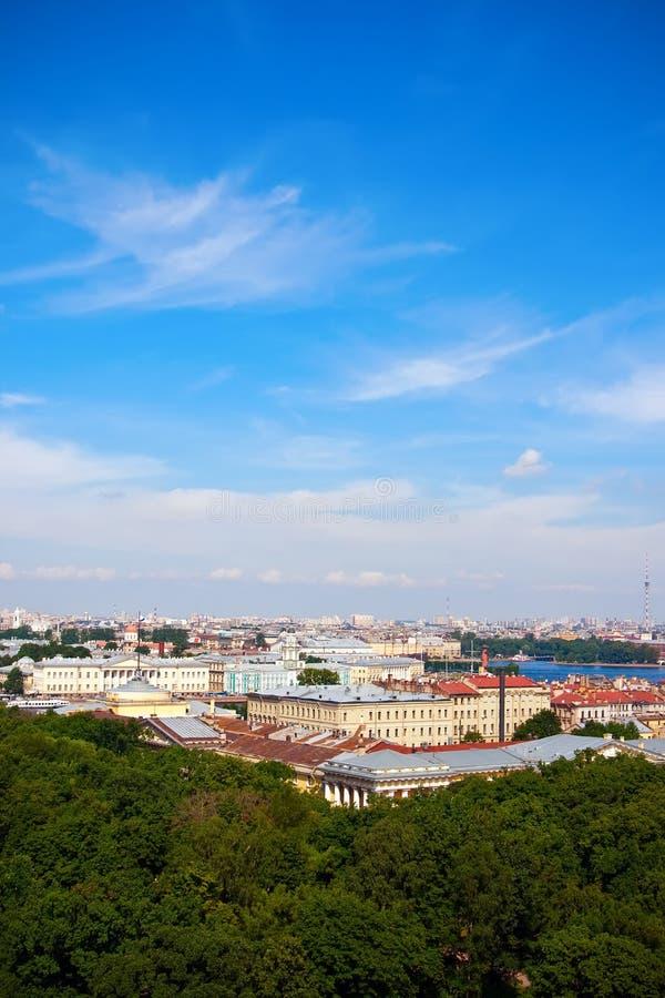 St Petersburg foto de stock