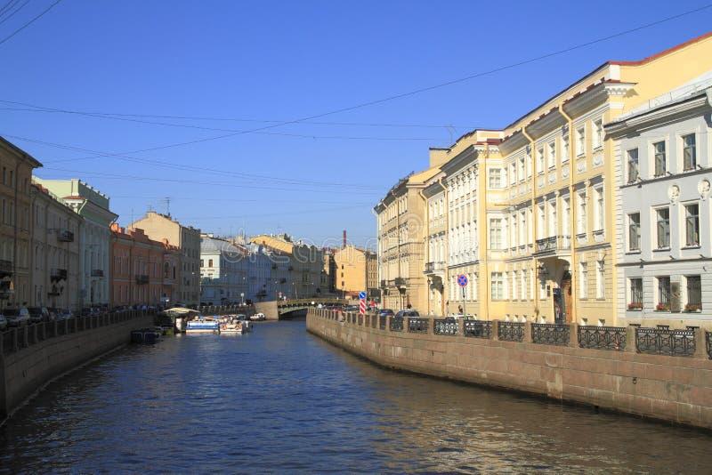 St. Petersburg royalty free stock image