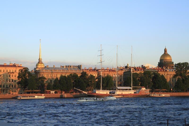 St Petersburg fotografia stock libera da diritti