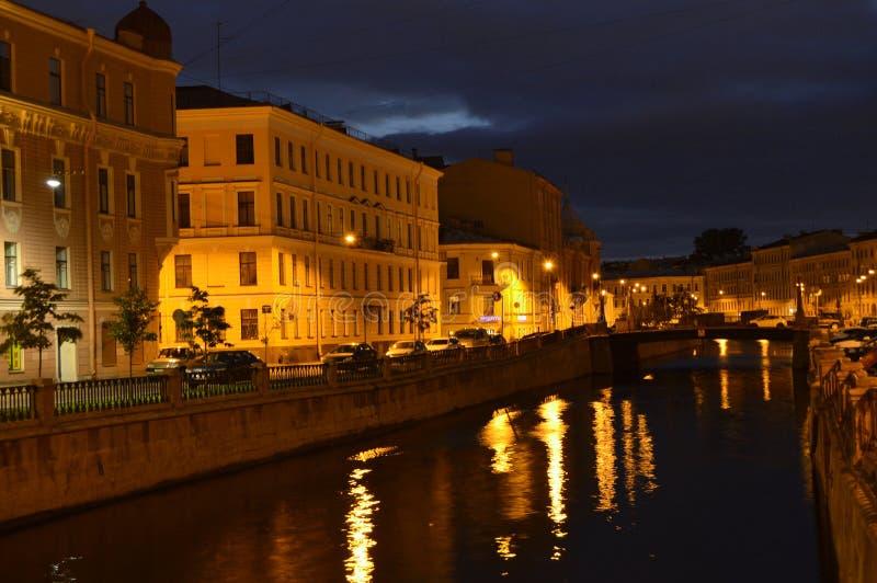 St. Petersburg obrazy royalty free