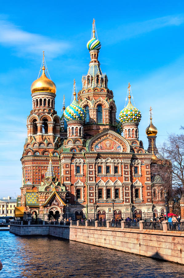 St. Petersburg zdjęcie stock