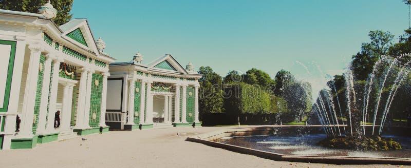 St. Petersburg royalty-vrije stock afbeeldingen