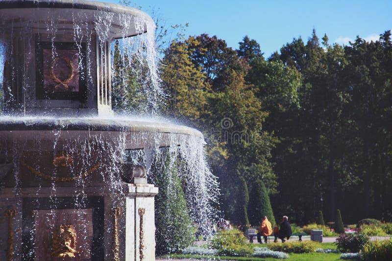 St. Petersburg stock fotografie