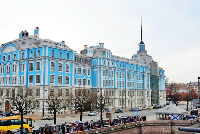 St Petersburg image stock