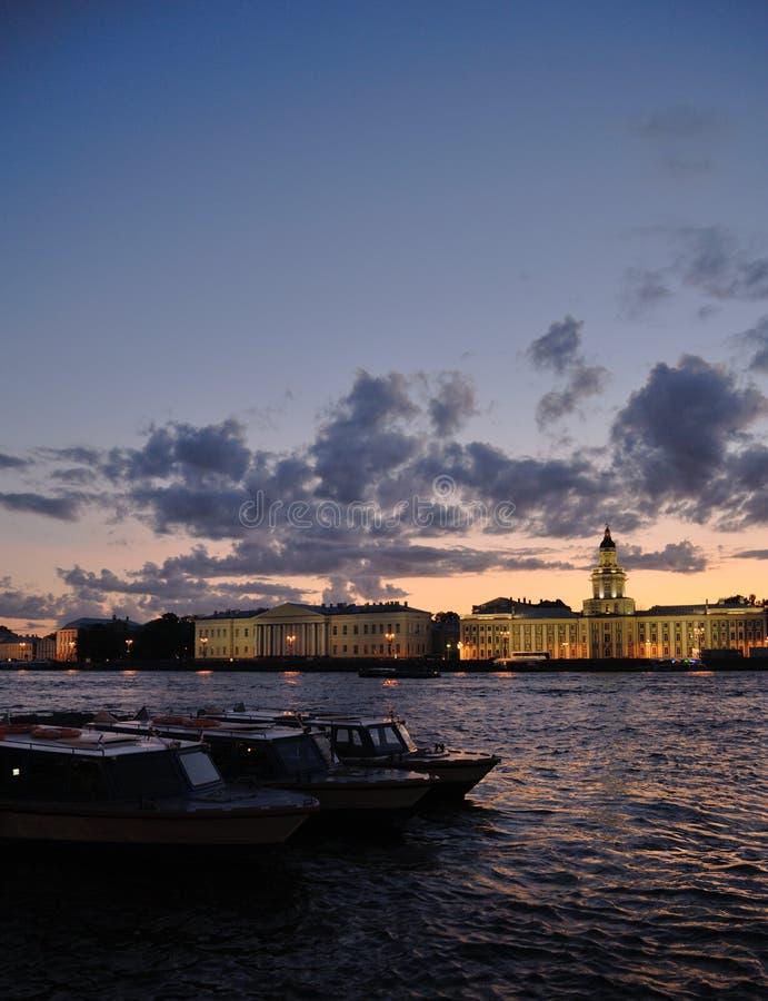 St Petersburg royalty-vrije stock fotografie