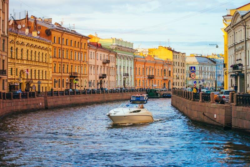 St Petersburg foto de archivo libre de regalías