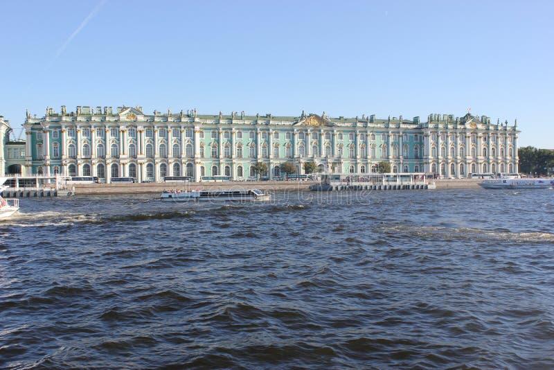 St Petersburg stockbilder