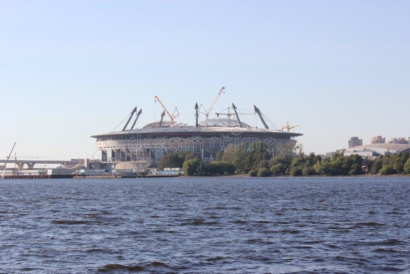 St Petersburg royaltyfria bilder