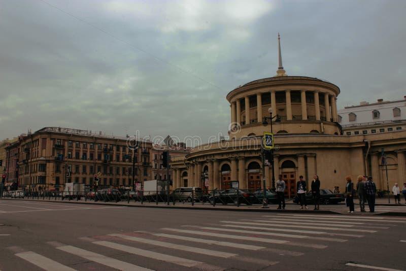 St Petersburg stockfotografie