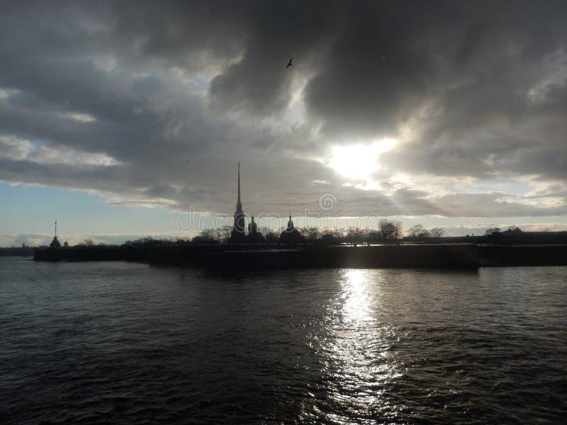 St Petersburg lizenzfreies stockfoto