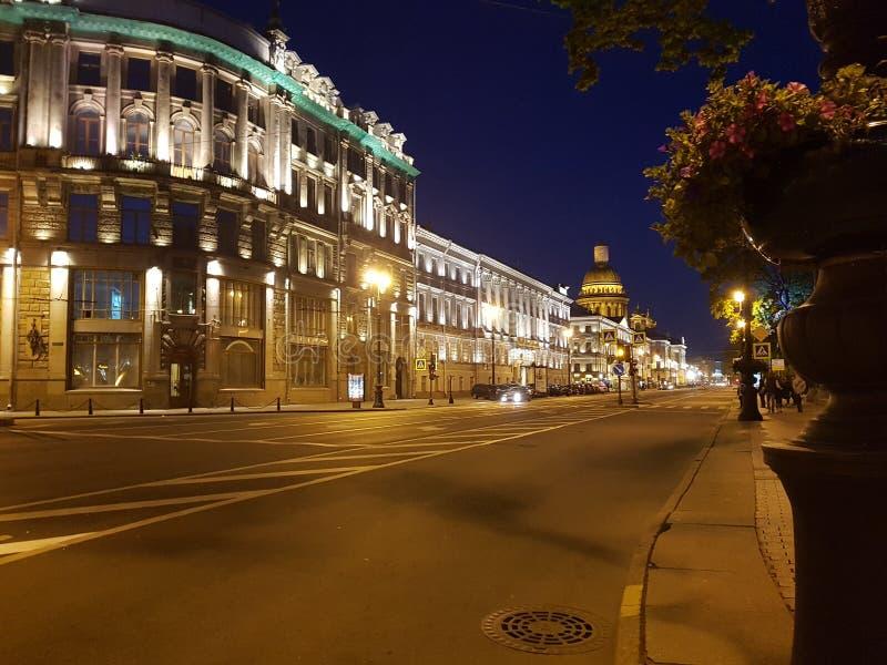 St Petersburg arkivbilder