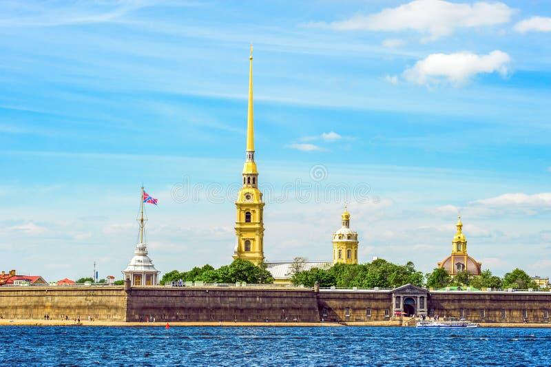 St Petersburg di estate immagine stock