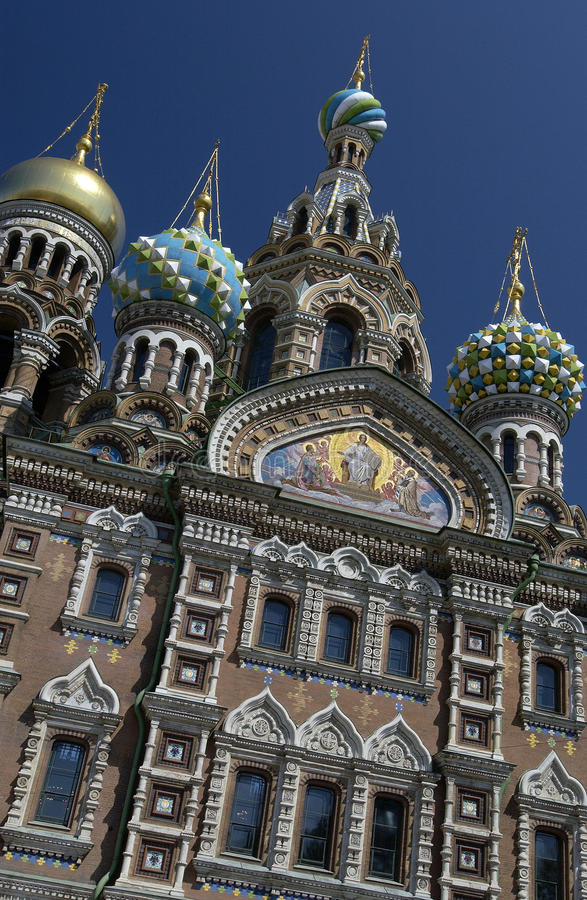 St Petersburg - Federação Russa foto de stock