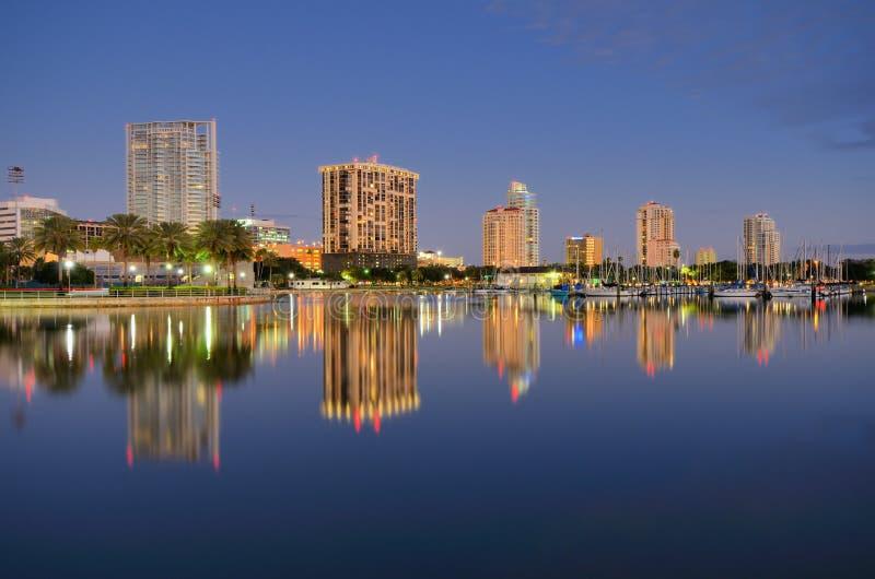 St. Petersburg, Florida royalty-vrije stock afbeelding