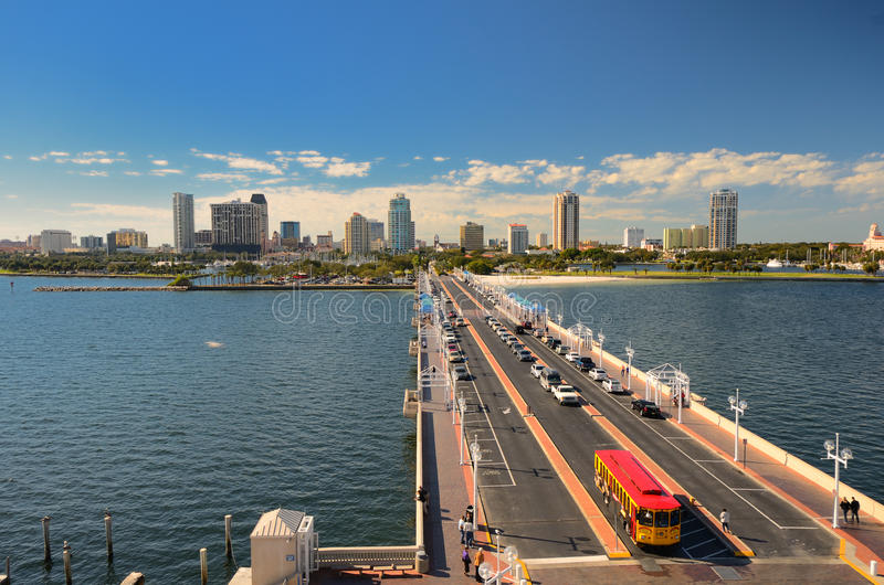 Download St. Petersburg, Florida stock photo. Image of location - 22725200