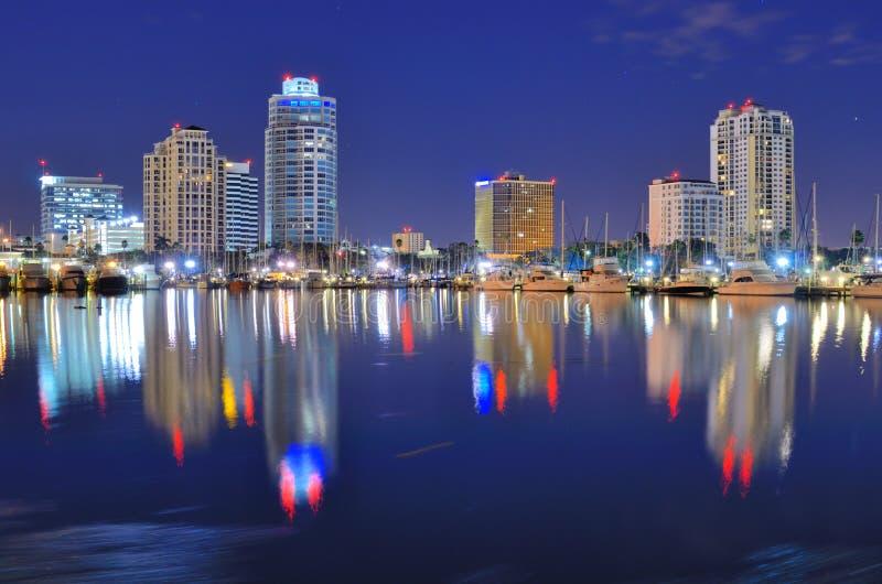 St Petersburg, Florida foto de stock