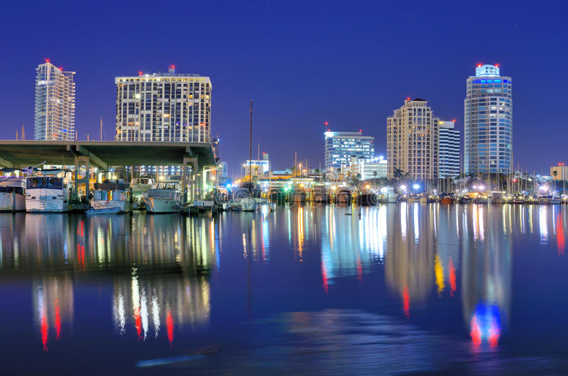 St. Petersburg, Florida stock foto