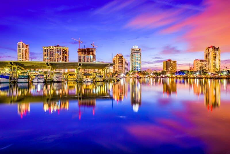St Petersburg, Florida stockfoto