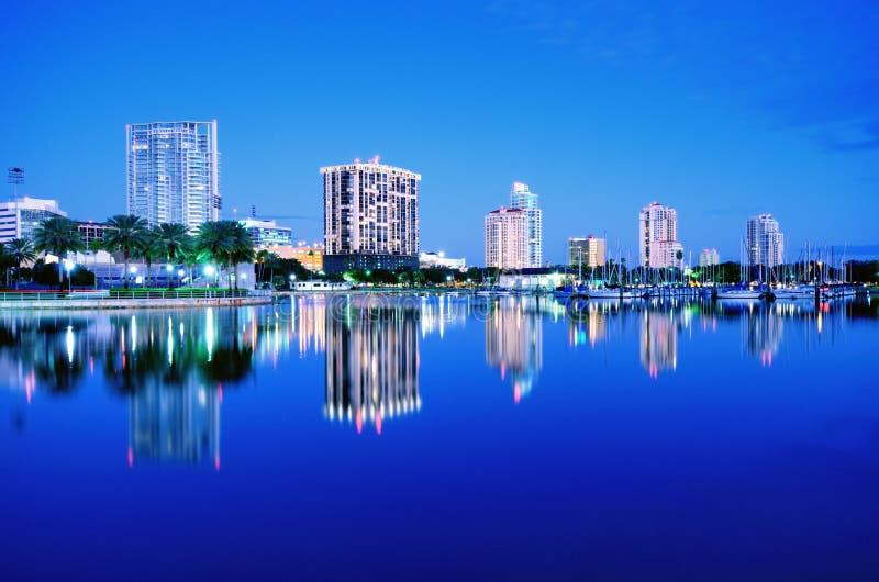 St. Petersburg, Floryda zdjęcie royalty free