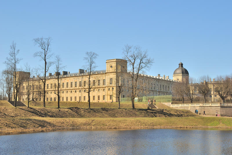 Download St. Petersburg, Gatchina Palace Stock Photo - Image: 23546922