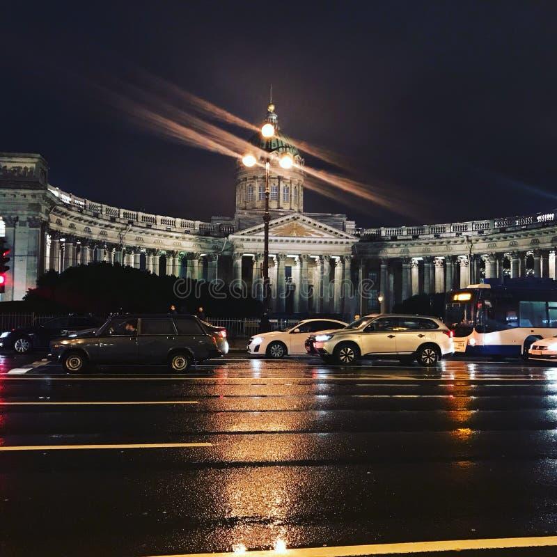 St Petersburg katedra zdjęcia royalty free