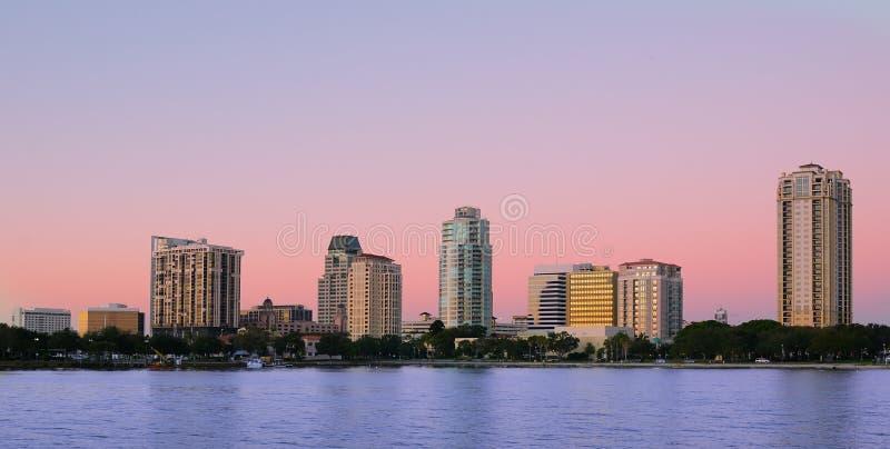 St Petersburg, la Floride images stock