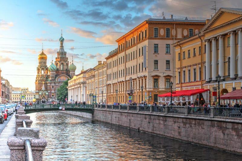 St Petersburg, R?ssia imagens de stock royalty free