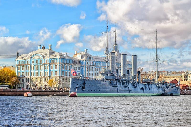 St Petersburg, Rusland royalty-vrije stock foto