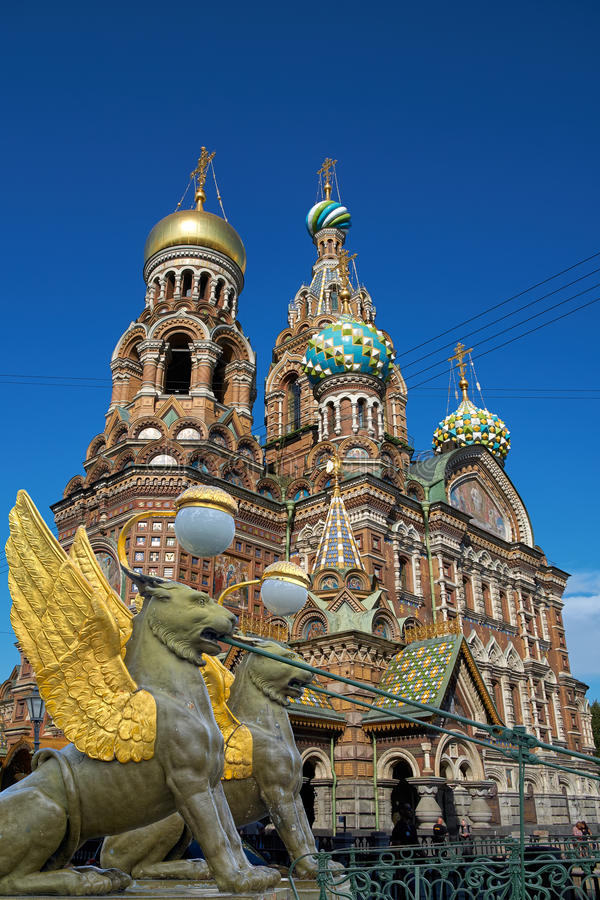 St Petersburg, Rusland stock foto