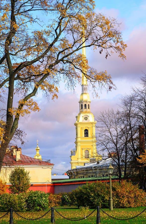 St Petersburg, Rusland royalty-vrije stock fotografie