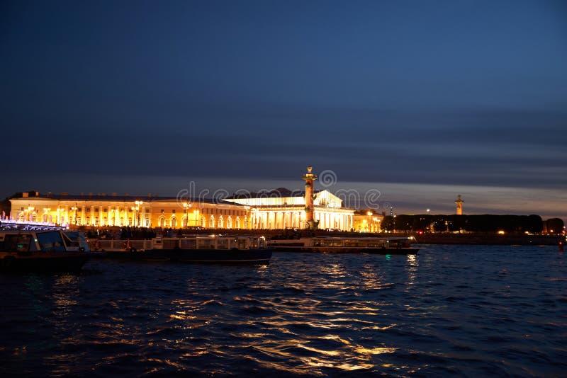 St Petersburg, Rusland E royalty-vrije stock foto