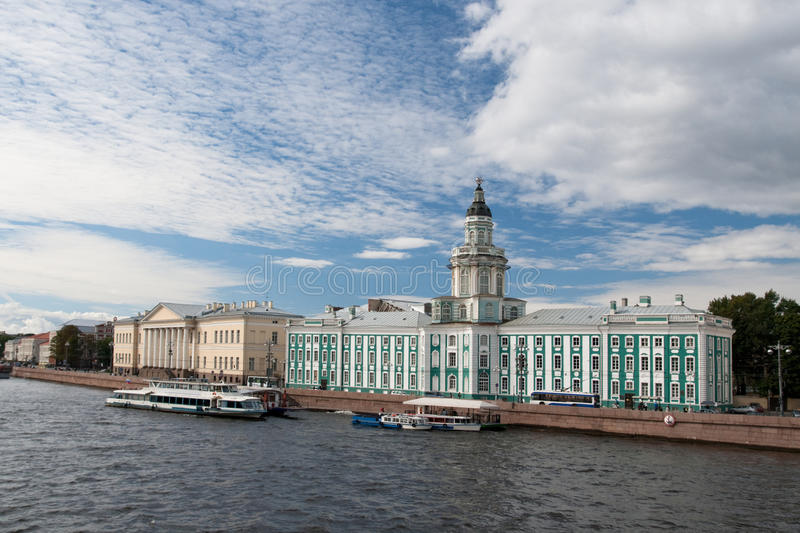 St. Petersburg. Russia stock photo