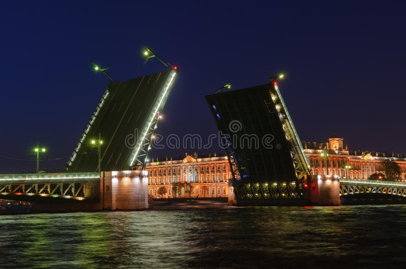 St Petersburg, Russie, image stock