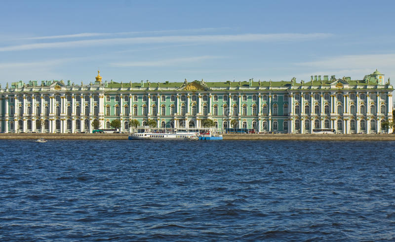 Download St. Petersburg, Winter Palace (Hermitage) Editorial Image - Image: 27252355