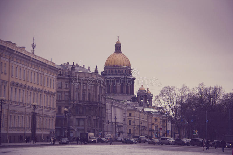 St petersburg royalty free stock images