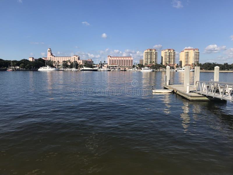 St Petersburge Fl 免版税图库摄影