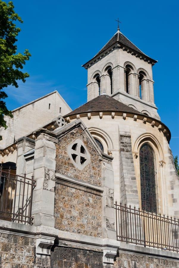 St Pierre de Montmartre old church, Paris