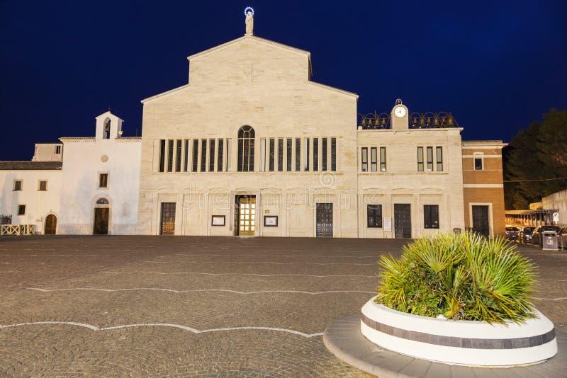 ST Pio του παρεκκλησιού Pietrelcina στοκ φωτογραφίες με δικαίωμα ελεύθερης χρήσης